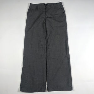 Banana Republic Ryan Fit Size 12 Gray Wool Pants